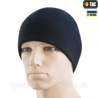 M-TAC ШАПКА WATCH CAP ELITE ФЛИС (260Г/М2) WITH SLIMTEX DARK NAVY BLUE