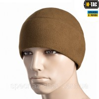M-TAC ШАПКА WATCH CAP ELITE ФЛИС WINDBLOCK 295 DARK COYOTE
