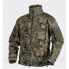 Helikon-tex  Куртка LIBERTY - Double Fleece - PL Woodland