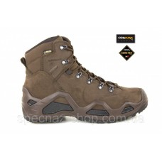 LOWA  БОТИНКИ Z-6S GTX DARK BROWN