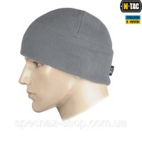 M-TAC ШАПКА WATCH CAP ФЛИС (330Г/М2) СЕРАЯ