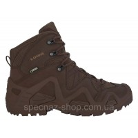 LOWA БОТИНКИ ZEPHYR GTX MID Dark brown