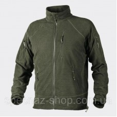 Helikon-tex Куртка ALPHA TACTICAL - Grid Fleece - Olive