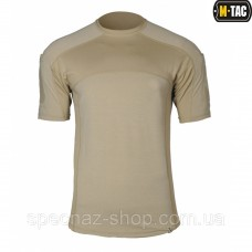 M-Tac футболка ELITE TACTICAL KHAKI