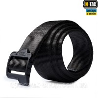 M-TAC РЕМЕНЬ DOUBLE DUTY TACTICAL BELT Black