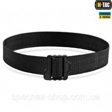 M-TAC РЕМЕНЬ LITE TACTICAL BELT BLACK
