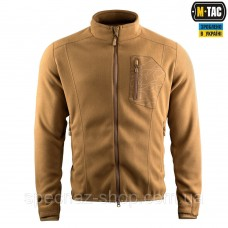 M-TAC КОФТА STEALTH MICROFLEECE GEN.2 COYOTE BROWN