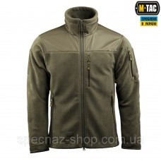 M-TAC КУРТКА ALPHA MICROFLEECE GEN.2 ARMY OLIVE