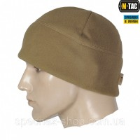 M-TAC ШАПКА WATCH CAP ФЛИС WINDBLOCK 295 TAN
