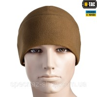 M-TAC ШАПКА WATCH CAP ФЛИС WINDBLOCK 295 DARK COYOTE