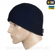 M-TAC ШАПКА WATCH CAP ФЛИС (260Г/М2) DARK NAVY BLUE