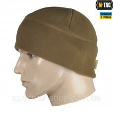 M-TAC ШАПКА WATCH CAP ФЛИС (330Г/М2) КОЙОТ