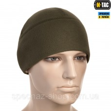 M-TAC ШАПКА WATCH CAP ELITE ФЛИС (260Г/М2) ARMY OLIVE