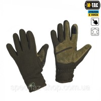 M-Tac перчатки Winter Tactical Windblock 295 Olive