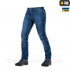 M-TAC ДЖИНСЫ TACTICAL GEN.I SLIM FIT INDIGO BLUE