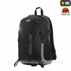M-TAC РЮКЗАК URBAN LINE LIGHT PACK BLACK
