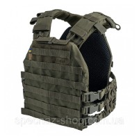 Velmet Бронежилет (чохол) Plate Carrier Perun 3 Ranger Green