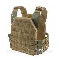 Плитоноска Plate Carrier Perun 2 - 19H Coyote